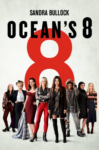 Ocean's 8 image not available