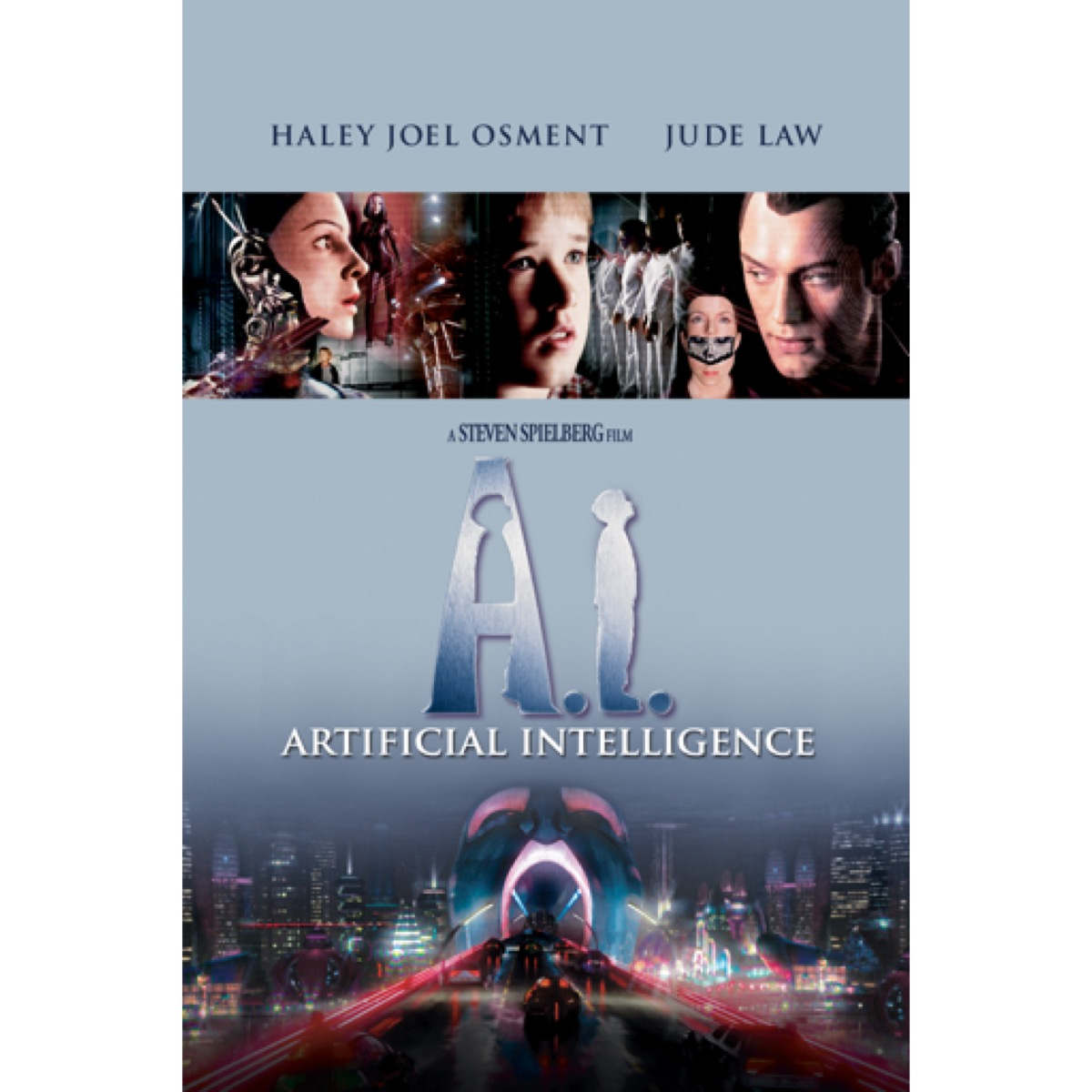 A.I. Artificial Intelligence, 47% off, ↘️ $7.99!